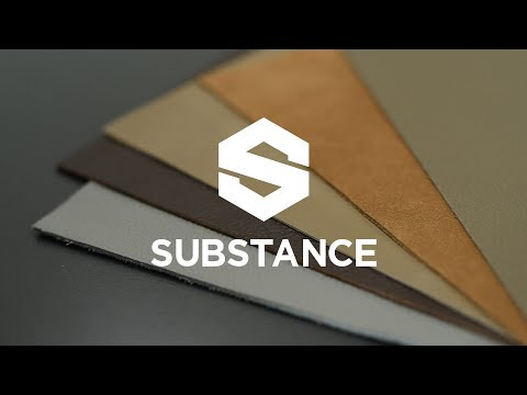 Substance: From Physical to Digital Parametric Material