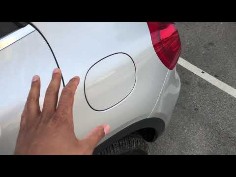 Mercedes Benz Gla How To Open Up A Gas Cap Tank