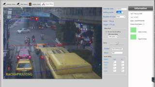 Red Light Camera System @Rachaprasong Jnc. Bangkok (RLC)