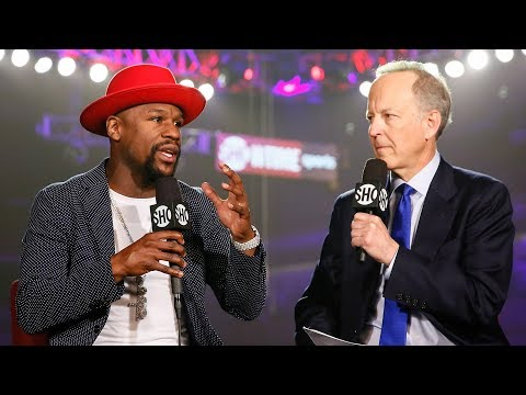 Floyd Mayweather Talks Potential MMA Fight   SHOWTIME CHAMPIONSHIP BOXING