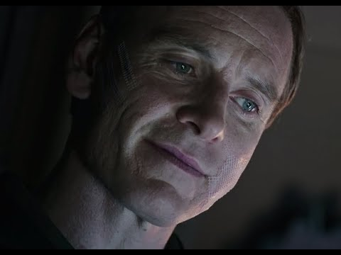 Alien: Covenant | David Takes Command | HD