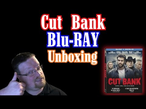 Cut Bank Blu-Ray Unboxing (Giveaway Ended)
