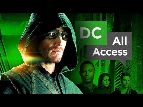 special - Arrow: Season 2 is out on Blu-Ray, DVD and Digital HD tomorrow, and we have a look at some of its bonus content! In this DC All Access clip, Tiffany introduces an exclusive clip from the Season...