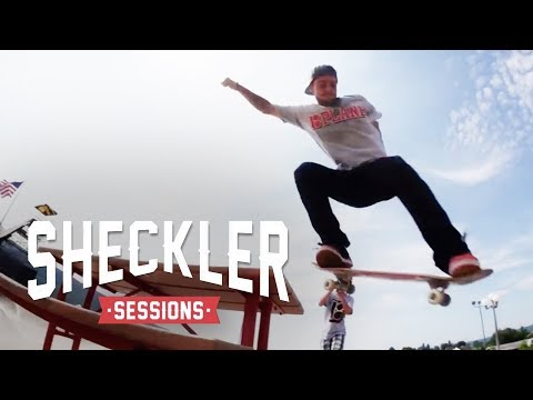 Sheckler Sessions: Battle at Woodward East | S2E5
