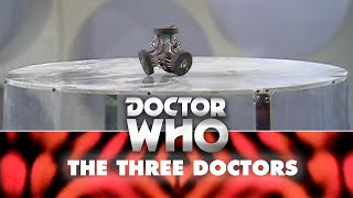 Doctor Who: The Doctor's exile is lifted - The Three Doctors