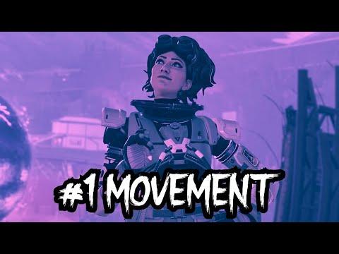 HORIZON has the BEST MOVEMENT in Apex Legends