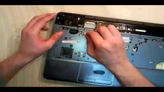 Disassembly Acer Aspire EMachines Notebook Repair 5541G E625 E675 5734ZG