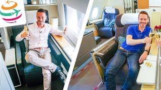 Die Lufthansa First Class oder eher die SWISS First Class? Unser subjektiver Vergleich beider First Class Produkte, wer hat die...