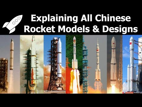 Every Chinese Rocket Design Explained!