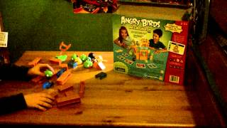 Brook Marsh and the Angry Birds (Mega Smash) Episode 2