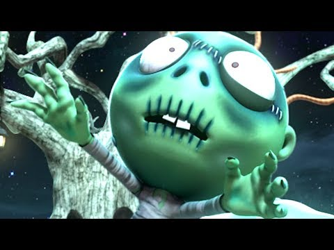 Zombie Dumb | 좀비덤 | The Beginning of Zombie Dumb! | Kids Cartoon | Videos For Kids