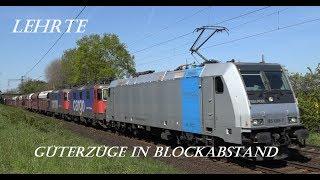 Lehrte Germany  city images : Züge in Deutschland 1 - Ahlten am lehrte