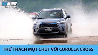 Thử một chút đường khó với Toyota Corolla Cross