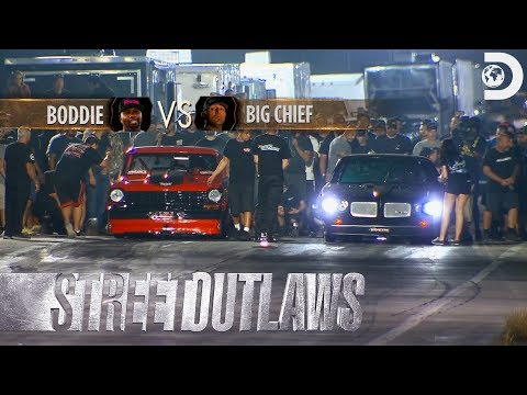 Race Replay: Big Chief vs. Boddie | Street Outlaws
