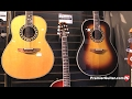NAMM '17 - Ovation USA Glen Campbell Balladeer and Exotic Series Elite Plus Demos