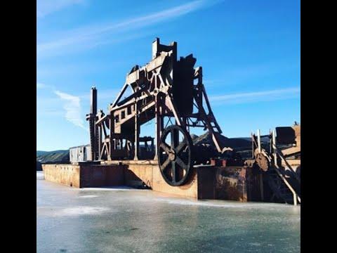 "Gold Rush ~ ""Dredge #2 is Frozen in"" (updates)"
