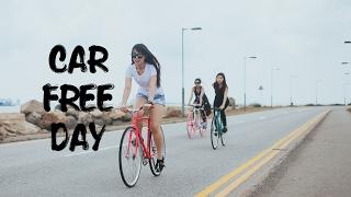 Video Car free day pertama di 2017 (gunungnya keliatan tuh) MP3, 3GP, MP4, WEBM, AVI, FLV September 2018