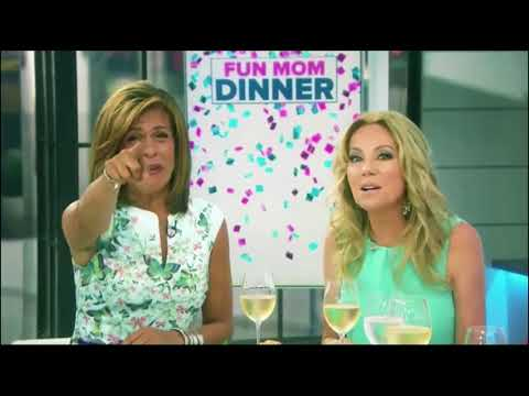 """""""Today with Kathie Lee Gifford and Hoda Kotb"""" New Open"""