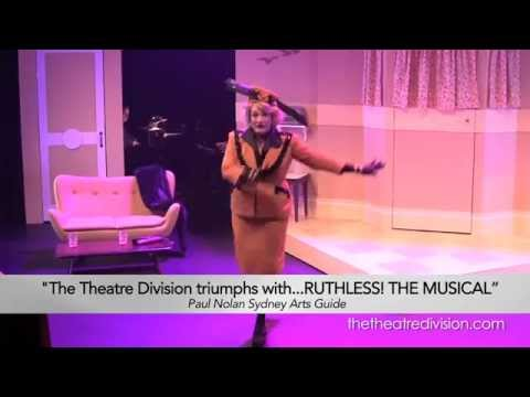 Ruthless! The Musical - Australian Premiere Montage