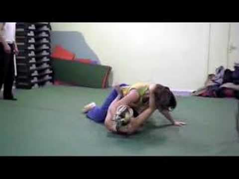 women`s submission wrestling