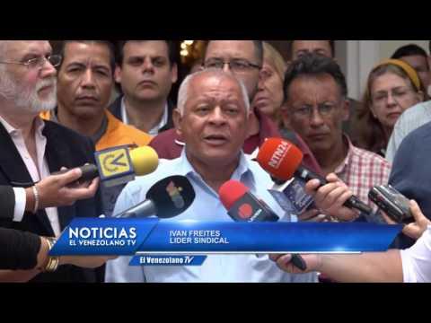 Emisión Estelar de Noticias El Venezolano TV con @marciasusanatv y @EVillalobosTV 17-04-2017 Seg. 04