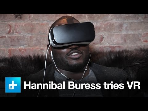 We sat down with Hannibal Buress and showed him way too much VR