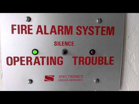 how to troubleshoot a fire alarm system