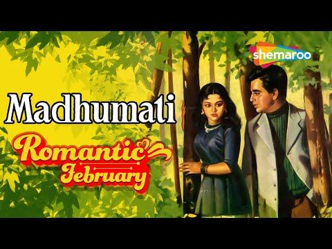 Madhumati - Hindi Full Movie -  Dilip Kumar - Vyjayanthimala - Classic Bollywood Movie