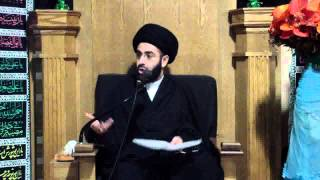02 - Smoking in Islam- Sayed Hossein al Qazwini- Muharram 1436 / 2014- Night 2