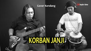 Korban Janji - Nophie Adella (Cover Kendang) ska reggae koplo