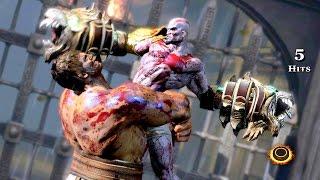 Video God of War 3 Remastered Walkthrough Hercules Boss Fight Ep 9 MP3, 3GP, MP4, WEBM, AVI, FLV Maret 2019