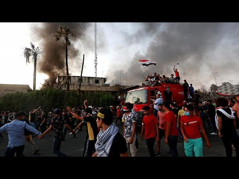 Ιράκ: Οργισμένοι κάτοικοι στην Βασόρα