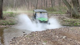 5. John Deere Gator Trail Riding