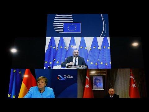 Τηλεφωνική επικοινωνία Ερντογάν – Μακρόν στις 20:00 αναγγέλει η τουρκική προεδρία…