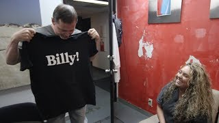 Youtube Video Casey Neistat LoveBilly NYC T-Shirt in Brighter Image Lab Smile Makeover Vlog 15
