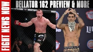 Bellator 162: Shlemenko vs. Grove 2 Preview, Possible Expansion of Front Office on Fight News Now by Fight Network
