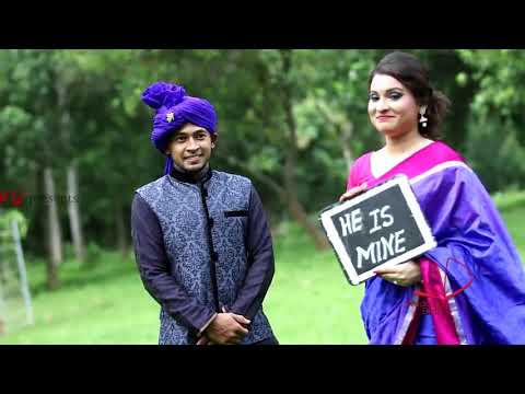 Mushfiqur Rahim with his Wife ( Modeling Song )