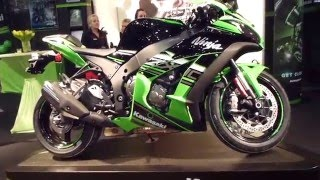 3. 2016 Kawasaki Ninja ZX-10R 200 Hp * see also Playlist