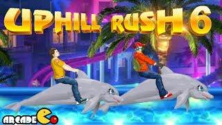 Uphill Rush 6 videosu
