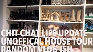 Chit Chat Life Update | Unofficial House Tour | Random Vlog Ish by Nicole Guerriero