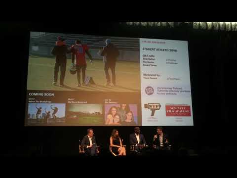 HBO's Student Athlete Theatrical Premiere Q&A at Stranger Than Fiction