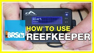 How to control your aquarium heaters using a ReefKeeper - BRStv How-To