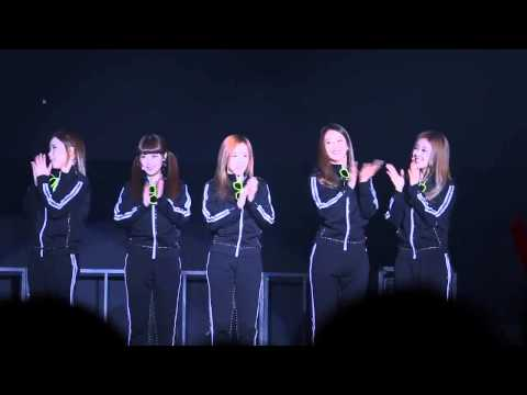 20140216 - Crayon Pop in LED Suits Supercut (видео)