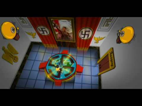 The Haunted World of El Superbeasto Clip 2 'Susie X Vs. Hitler's Head'