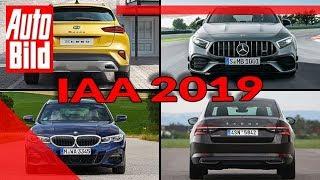IAA-Neuheiten (2019): Neuvorstellung - Messe - Infos by Auto Bild