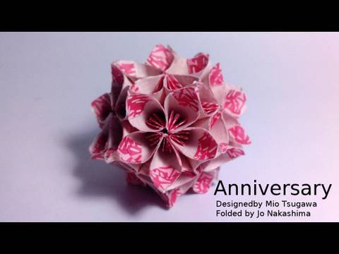 Kusudama Tutorial - 032
