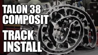3. Composit Talon 38 Track Installation