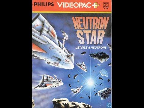 Nr. 55 Neutron Star | Philips Spielekonsolen | G7000 / G7400 / Videopac / Videopac+