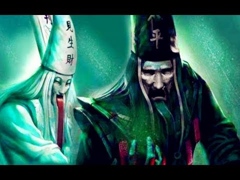 【老烟斗】阴间最神秘的勾魂使者,揭秘黑白无常的来历故事!