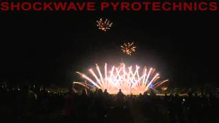 Uptown Funk by Shockwave Pyrotechnics
